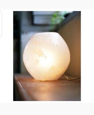 KNUBBIG Table Lamp With LED Bulb, Cherry-blossoms White7   • 23.99£