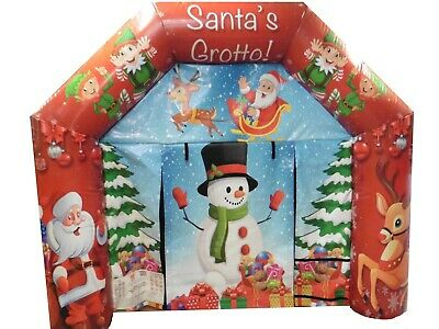 £499 • Buy Inflatable Santa's Grotto's For Sale - Brand New - Premier Inflate Ltd