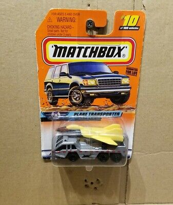 Matchbox Plane Transporter, 1/64 Scale Approx In Mint Condition/carded. • 9.99£