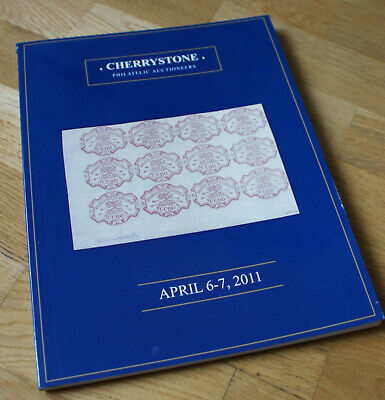 £24.78 • Buy Rare Stamps And Postal History Of The World CHERRYSTONE Auction 2011 Catalogue