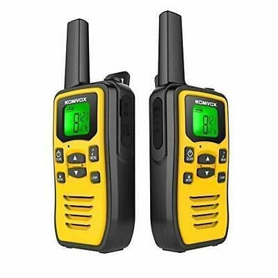 $ CDN62.03 • Buy Rechargeable Walkie Talkies For Adults Long Range Handheld Two Way Radio, 2...