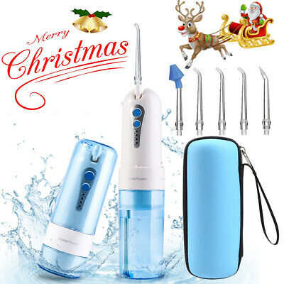 £28.49 • Buy Water Flosser Cordless Oral Irrigator Rechargeable Dental Tooth Cleaner Gifts UK