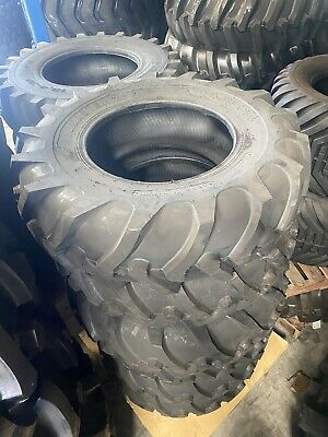 AU770 • Buy NEW FORESTRY STEEL ARMOR 16 Ply TRACTOR TYRES 14.9 X 24 Nuemaster 14.9-24 TL
