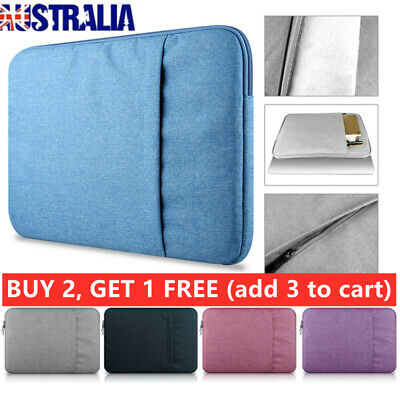 AU15.77 • Buy AU Waterproof Laptop Sleeve Carry Case Cover Bag For Macbook Lenovo Dell HP 15