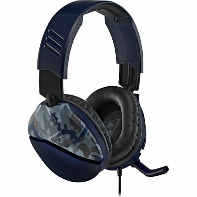 £21 • Buy Turtle Beach TBS-6555-02 Gaming Accessorie Wired 3.5mm Xbox One Blue Camouflage