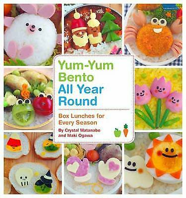 AU7.90 • Buy Yum-Yum Bento All Year Round: Box Lunches For Every Season: 2, Excellent, Ogawa,