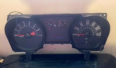 $144 • Buy 2005 Ford Mustang 4.0l Cluster 5r33-10849-ac