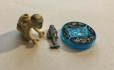 LEGO LORD OF THE RINGS MINIFIG - LOR031 - GOLLUM And Disc FROM 71218 • 8.99£