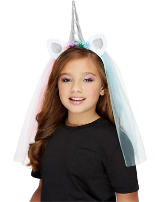AU17.99 • Buy Unicorn Pastel Kids Headband