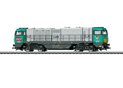AU467.14 • Buy Märklin 37209 Diesel Locomotive Vossloh G 2000 BB SNCF Mfx + Sound Metal # New