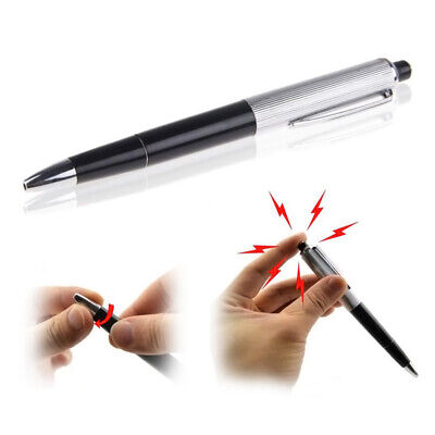 Electric Shock Pen Toy Utility Gadget Gag Joke Prank Novelty Gift Trick New • 2.09£