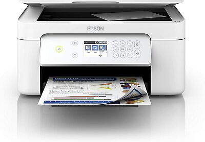 Epson Expression Home XP-4105 WiFi All In One Colour Printer REFURBISHED • 49.99£