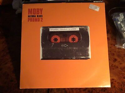 £10 • Buy Moby - Natural Blues Promo 2 - 12  Promo Vinyl Record