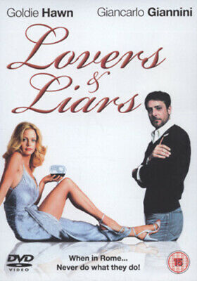 £2.95 • Buy Lovers And Liars DVD (2008) Goldie Hawn, Monicelli (DIR) Cert 15 Amazing Value