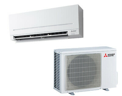 AU815 • Buy New Mitsubishi Electric 2.5KW Reverse Cycle Split System Air Conditioner MSZA...