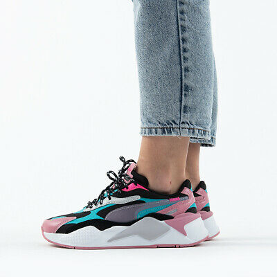 AU129.84 • Buy Women's Shoes Sneakers Puma Rs-x3 City Attack Jr [373141 03]