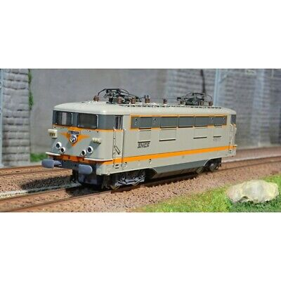 AU373.71 • Buy ViTrains 2222 416771 Livery Béton Grey Headbands Orange, Grilles Grandi, SNCF