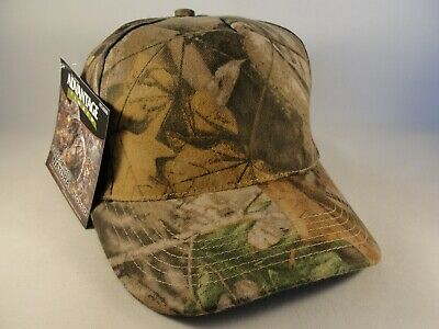 £7.09 • Buy Camo Advantage Timber Adjustable Strap Hat Camouflage Hunting Cap