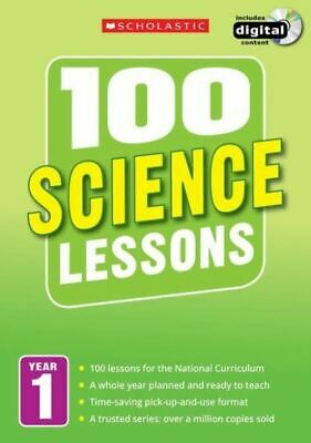 100 Science Lessons. Year 1 By Gillian Ravenscroft (Mixed Media Product) • 6.79£
