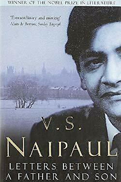 £4.08 • Buy Letters Between A Father And Son Hardcover V. S. Naipaul