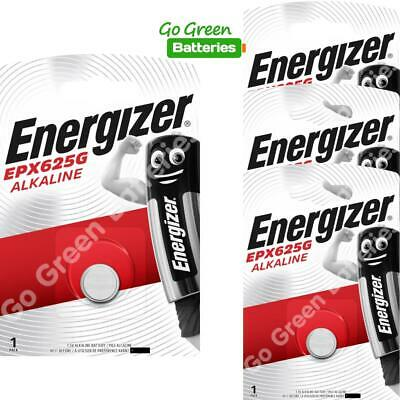 £3.79 • Buy 4 X Energizer LR9 PX625 EPX625G 1.5 Volt Alkaline Battery Coin Cell
