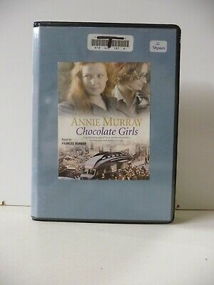 Chocolate Girls By Annie Murray: Cassette Audiobook • 10£