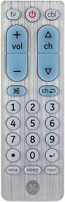 £8.49 • Buy Big Button Universal Remote Control, Smart TVs, Streaming Players, Blu-Ray,...