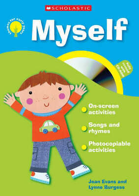 £3.27 • Buy Themes For Early Years: Myself By Jean Evans (Mixed Media Product) Amazing Value