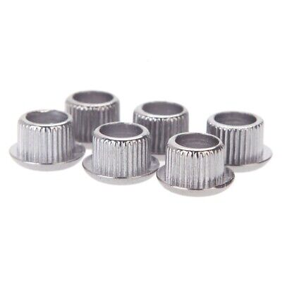 $ CDN4 • Buy Guitar Tuner Conversion Bushings Adapter Ferrules Nickel Plating With Nice  A7Q3