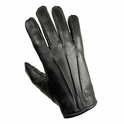 Mens Driving Gloves Top Quality Soft Genuine Goatskin Unlined Real Leather Uk • 9.99£