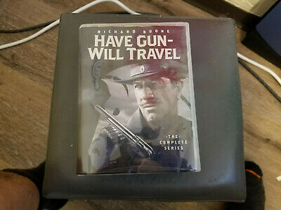 $59.99 • Buy Complete Series Of  Have Gun Will Travel  In Dvd Format
