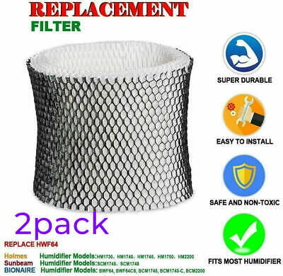 $ CDN13.94 • Buy Humidifier Filter Compatible With Holmes HWF62 HM1281 HM1701 Filter A (2pack)