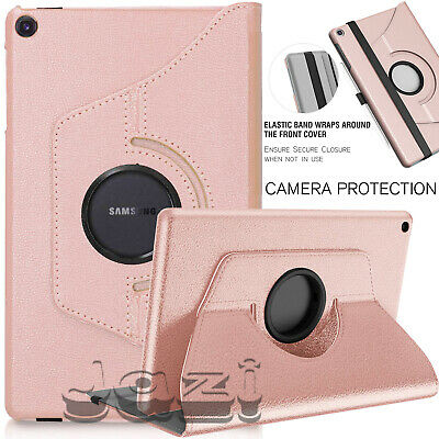 For Samsung Galaxy Tab A7 10.4  (2020) Leather Smart 360 Rotate Case Stand Cover • 6.56£