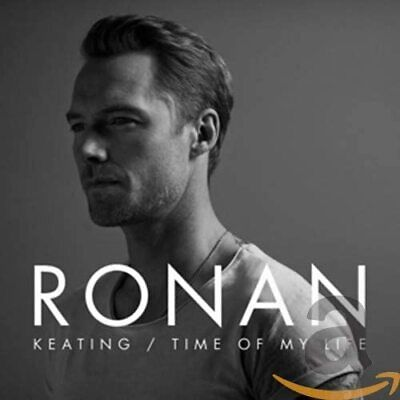 Ronan Keating - Time Of My Life CD *New & Sealed* ^ • 2.79£