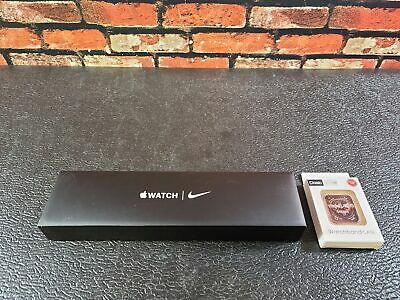 $ CDN493.48 • Buy Apple Watch Series 5 Nike 44mm Space Gray Alu Case W/Anthracite/Black GPS & Cell