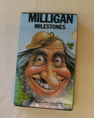 Milligan Milestones  By Spike Milligan  - Set • 3.99£