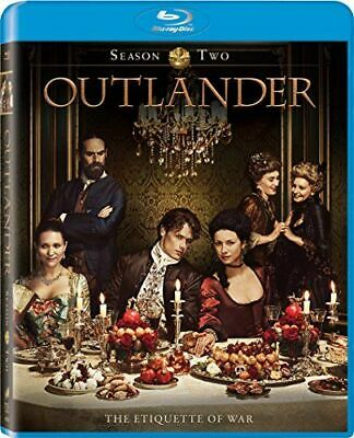 AU80.99 • Buy Outlander: Season Two New Bluray