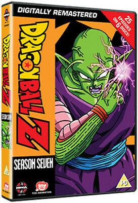 AU70.99 • Buy Dragon Ball Z Season 7 - Episodes 195-219 Dvd [uk] New Dvd