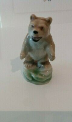 WADE 1950s Grizzly Bear First Whimsies Set 9 1958-1961 North American Animals • 3.99£