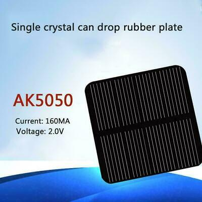 AU2.36 • Buy Mini Power Solar Panel Module Systerm DIY For Battery 2V160MA Phone CL A2H2