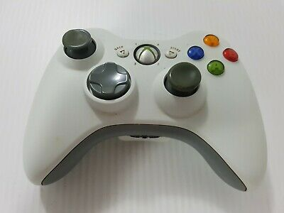 AU24.50 • Buy Microsoft Xbox 360 Wireless Controller - No Battery Cover