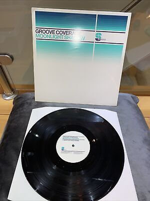 Groove Coverage – Moonlight Shadow - 12  Vinyl Record - Trance • 7.99£