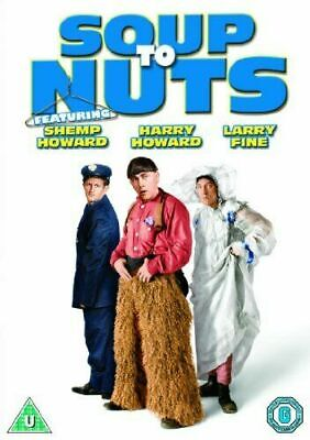 £2.92 • Buy The Three Stooges: Soup To Nuts DVD (2012) Ted Healy, Stoloff (DIR) Cert U