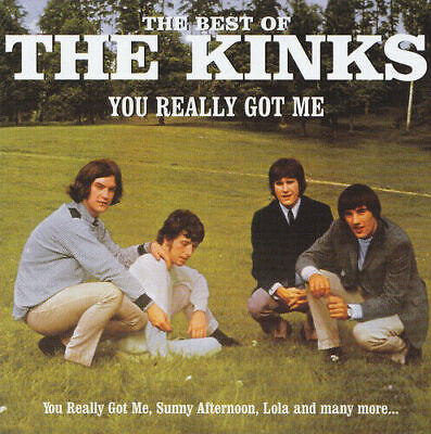 £1.99 • Buy You Really Got Me: The Best Of The Kinks CD (2000) CD And Inserts, No CD Case