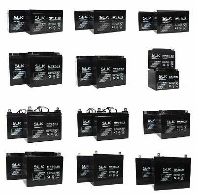 £23.62 • Buy SINGLE MOBILITY SCOOTER BATTERY LITHIUM AGM/GEL12v 12AH  33 36 40 50 55 75 100AH