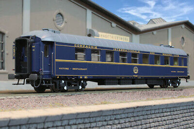 AU287.71 • Buy Ls Models 49197 Restaurant Wr Livery Ciwl Blue 1968, Roof Grey, Uic SNCF