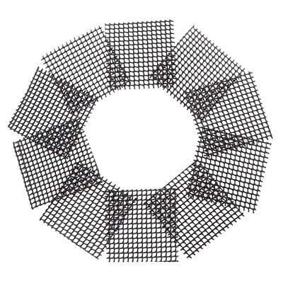 $ CDN9.77 • Buy OUNONA 50PCS Hollowed-out Soil Leakproof Planter Net Mesh Pad For Flower Pots