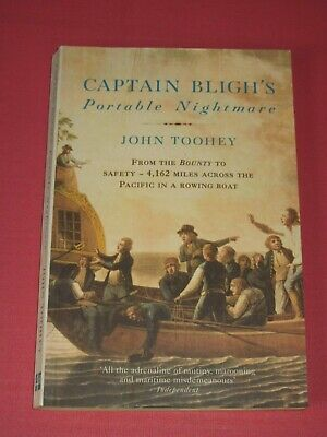 £1.59 • Buy Captain Bligh's Portable Nightmare From The Bounty To Safety John Toohey Blighs