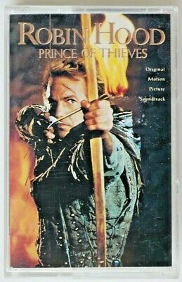 Cassette - Robin Hood Prince Of Thieves - Soundtrack - 511 050-4 (1991)  • 7.99£