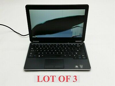 $ CDN442.91 • Buy Dell Latitude E7240 12.5  HD I7-4600U 2.1GHZ 8GB No Display/Battery Laptop Lot 3